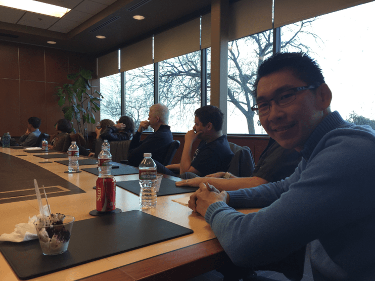 Mastermind Meeting at Clickbank's HQ in Idaho, United States