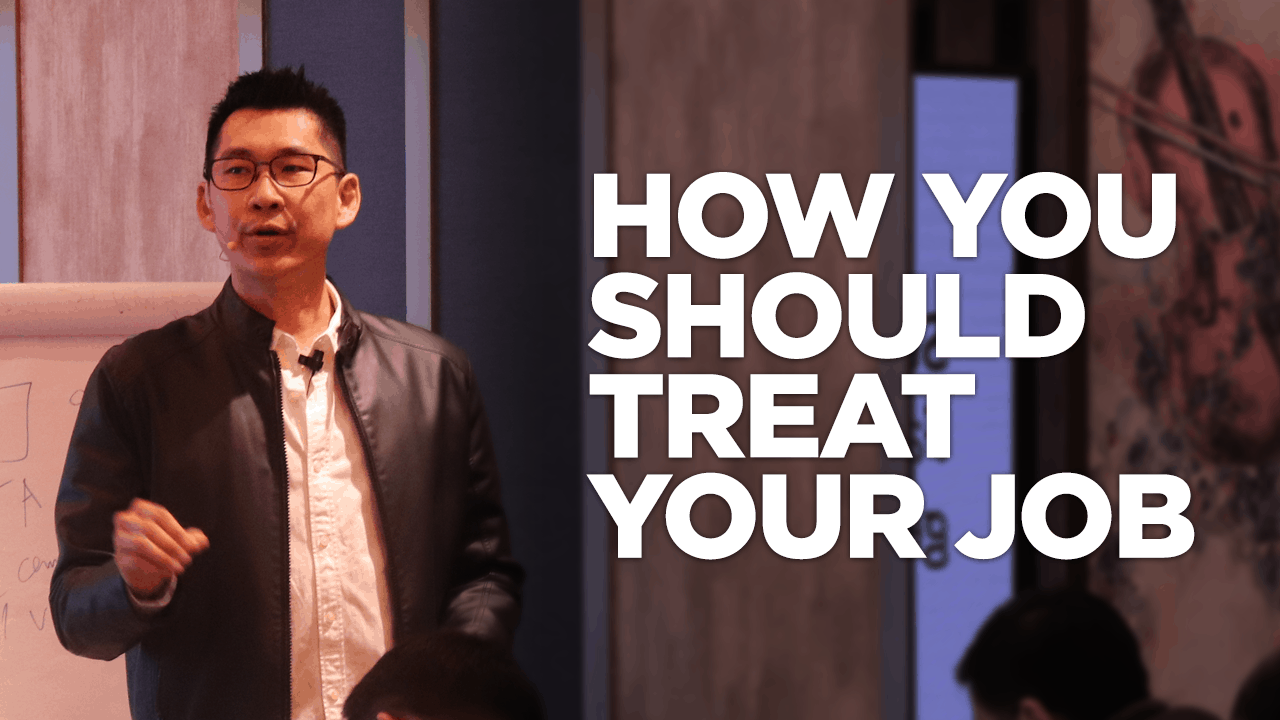 Treat-Your-Job