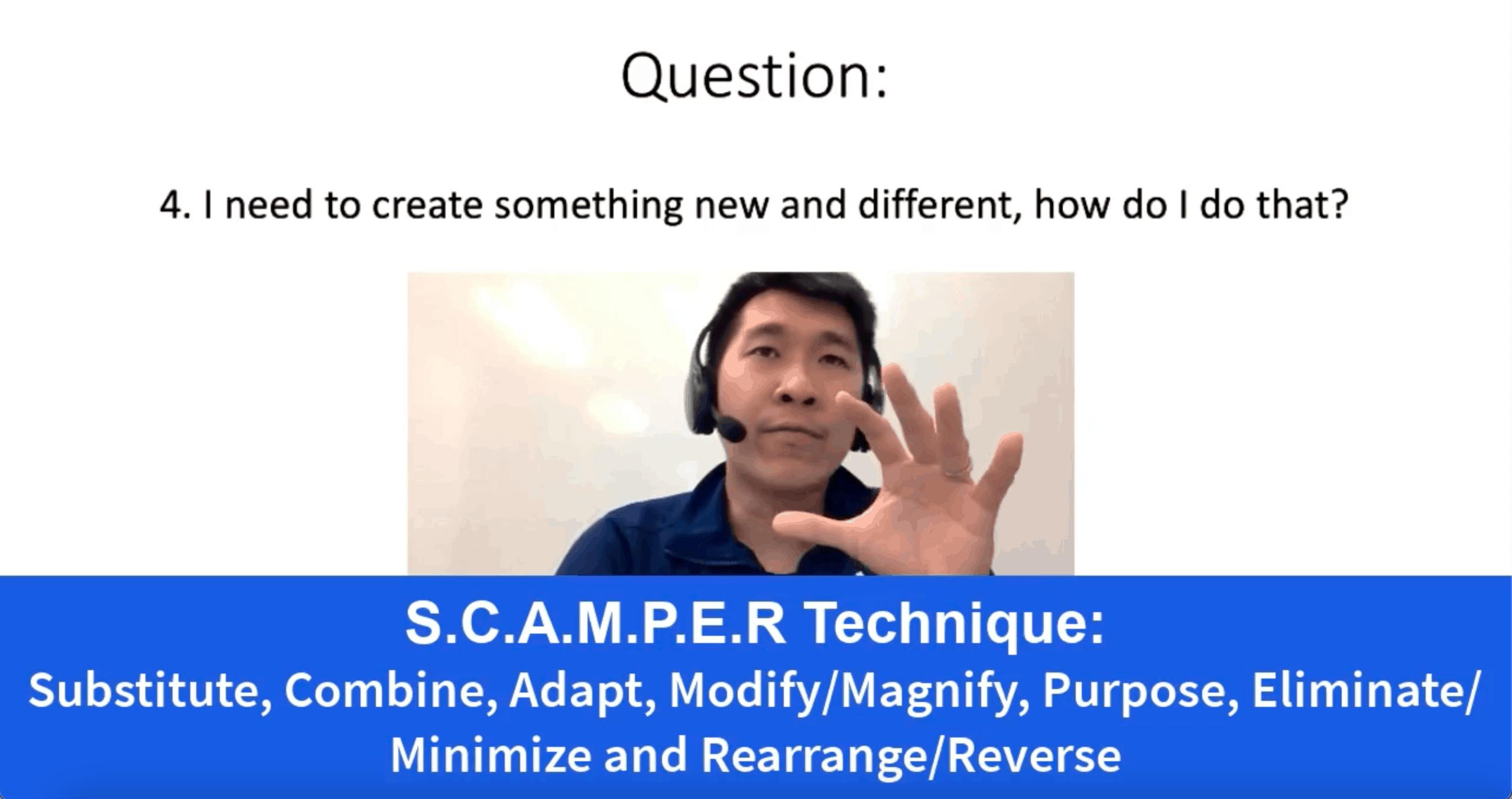 SCAMPER_TECHNIQUE
